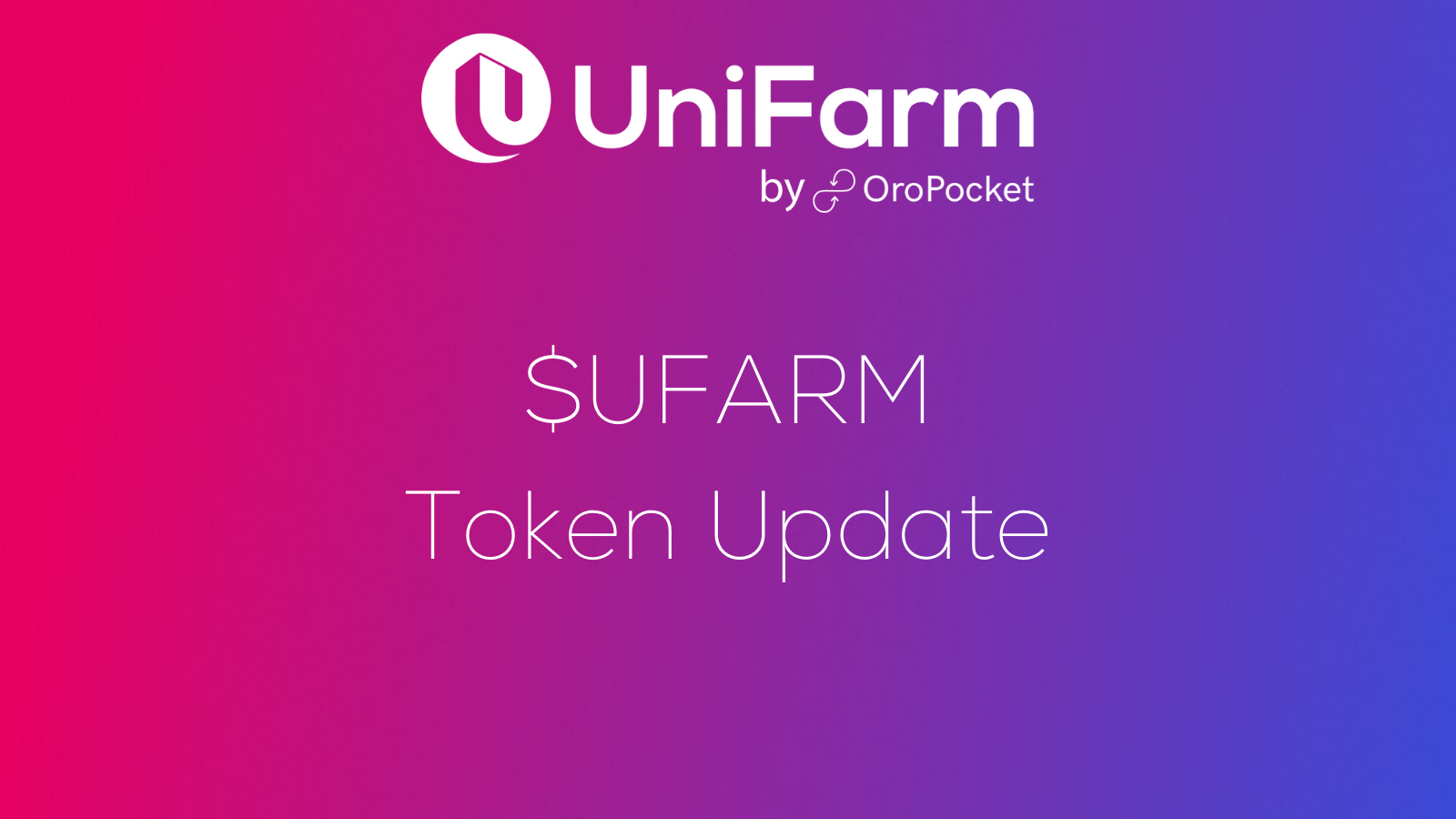 Update About $UFARM Token Reserves